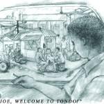"""Hey Joe Welcome To Tondo"" by tedlerner"
