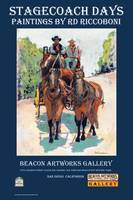 Stagecoach Days in Old Town San Diego poster
