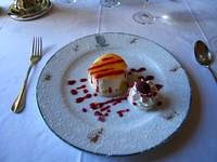 Desert at Laurences Hotel Restaurant
