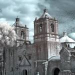"""Infrared Mission Concepcion - Spanish - San Antoni"" by pi"