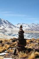 Cairn, Altiplano Lakes