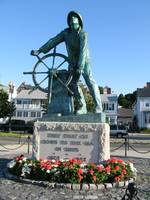 Gloucester Fisherman's Memorial, Massachusetts