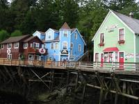 Creek Street, Ketchikan, Alaska