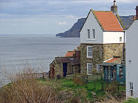 Robin Hood's Bay, Cottages  (15726-RDA)