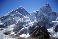 Everest and Nuptse