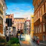 """Evening in Rome"" by Lwiedemer"
