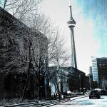 """CN Tower 3"" by vulcan"