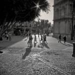 """""""Vista de la Plaza Nueva y Plaza san Francisco"""" by Pedro_J_Saavedra"""
