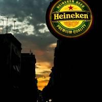 ¿Una Heineken? Art Prints & Posters by Pedro josé Saavedra Macías