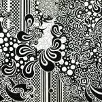 """Black Paisley"" by nexus7"