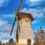 """Bidston Windmill"" by KJPImages"