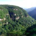 """Cloudland Canyon Panoramic"" by seanw"