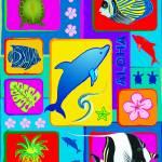"""""""Aloha Dolphin"""" by DezineZone"""