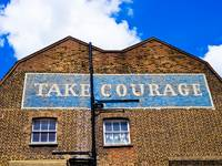 Vibrant London: Take Courage