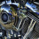 """Chopper Engine Detail"" by dawilson"