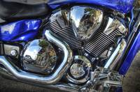 Honda Motorcycle Detail
