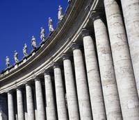 Bernini's Colonnade, Rome