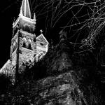 """Harpers Ferry Church"" by AllenPrice"