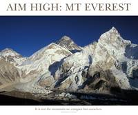 Aim High: Mt Everest