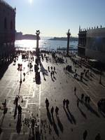 St. Mark's Square = Piazza St. Marco