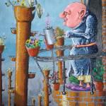 """""""The Gardener"""" by RichardBrain"""