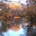 """Flint River Twilight"" by OliveAndOak"