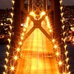 """""""Bay Bridge Closeup"""" by robkroenert"""