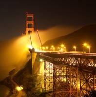 Golden Gate Bridge Approach