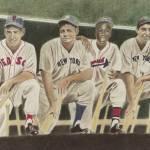 """20th Century - Major League Baseball"" by charcoalchet"