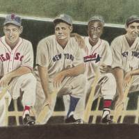 20th Century - Major League Baseball Art Prints & Posters by chet buckley