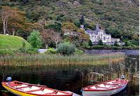 Kylemore with Boats