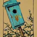 """Bluebird Box"" by harryboardman"