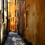 """Alley Stockholm, Sweden"" by jbrett"