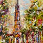 """Charleston South Carolina - St. Philips Church"" by GinetteCallaway"