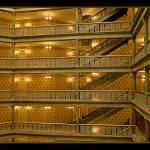 """Symmetry at the Brown Palace copy"" by soundman2006"