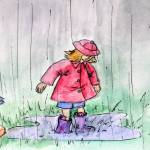 """Rain and Puddles"" by elasah"
