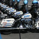 """NYPD motorbikes"" by Spinneyhead"
