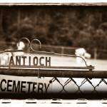"""Antioch Baptist Church Cemetery"" by AtomicCerebellum"
