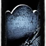 """Old Biloxi Cemetery Batet Tombstone"" by AtomicCerebellum"