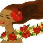 """Aloha_wind"" by cocomasuda"
