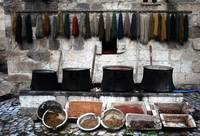 Natural Dye For Turkish Carpets