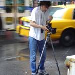 """RAIN PHOTOGRAPHER"" by Peek"
