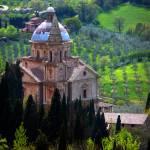 """Basilica San Biagio"" by gbensonart"