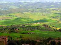 View from Volterra 1