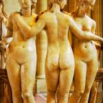 """The Three Muses, September 2007"" by wonderfulworld"