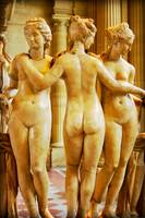 The Three Muses, September 2007