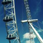 """London Eye, September 2007"" by wonderfulworld"
