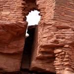 """""""Wupatki Keyhole Ruin"""" by jaysart"""