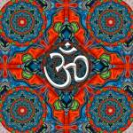 """OM Mandala_7"" by ravenswingstudio"