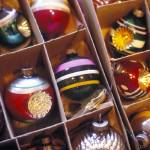 """Antique Christmas balls"" by ninafuller"
